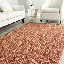 Area Rug Square 4 X 6 Area Rugs Square Hexagonal Pattern Classic Sisal With