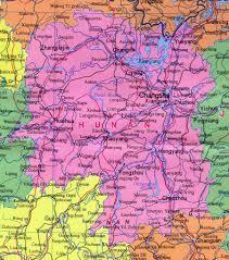China Province Map Hunan Location Map China Hunan Location Map Hunan Travel Guide