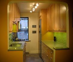 Very Small Galley Kitchen Ideas 37 Examples Of Galley Kitchen Lighting That Looks Very Impressive