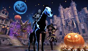 Halloween Escape Unmasked Walkthrough by Steam Community Riders Of Icarus