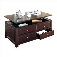 coffee tables with pull up table top lift top coffee table walmart white clad lift top coffee table best