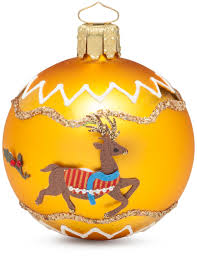 christborn rend ornament 8cm bauble at david jones store