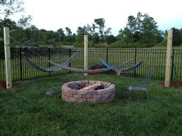 Hammock Backyard Backyard Hammock Posts Backyard Landscaping Photo Gallery