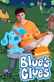 blue u0027s clues 2 of 2 extra large movie poster image imp awards