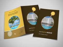 hotel brochure design templates luxury hotel brochure template mycreativeshop