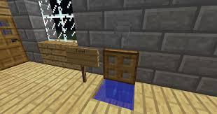 Minecraft Bathroom Accessories How To Decorate A Bedroom In Minecraft Memsaheb Net