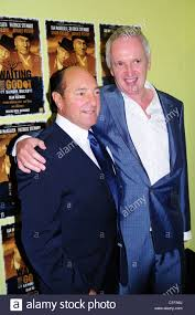 arnold crook and director sean mathias attend the press night for