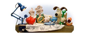 anniversary wallace gromit characters