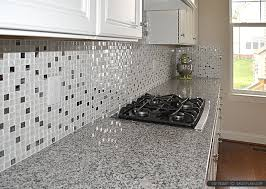 white glass tile backsplash ideas for elegant kitchens