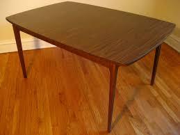 mid century kitchen table kitchen table rectangular mid century 2 seats chrome traditional