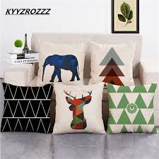 Stag Cushions Compare Prices On Pillow Cover Stag Online Shopping Buy Low Price
