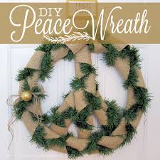 how to make a 20 peace wreath garlands burlap