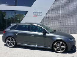 audi rs3 sportback for sale usa 2016 grey audi rs3 sportback quattro r 749 900 for sale in cape town