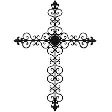 metal crosses metal crosses
