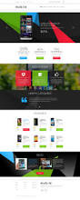 price plan design website template 52461 mobile shop store custom website template