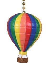 air balloon ceiling fan light pull ceiling fan light kits