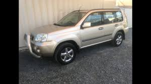 suv nissan sold automatic cars 4x4 suv nissan x trail xtrail 2005 youtube