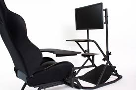 desk chair gaming obutto ozone gaming cockpit the original gaming racing u0026 flight
