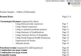 What Is A Scannable Resume List Of Customer Service Skills For Resume Resume Template And