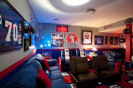 Football Bedroom Decor - Football bedroom designs