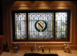 stained glass windows for kitchen cabinets homes residential denver glass