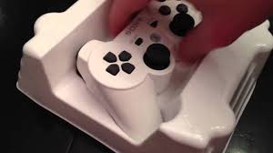 ps3 controller black friday white dual shock 3 ps3 controller unboxing and review youtube