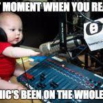 Radio Meme - radio baby oh sh meme generator imgflip