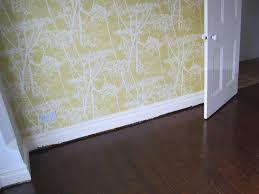 White Beading For Laminate Flooring Living Room La Vida Loca Part Dos Replacing U0026 Refinishing The