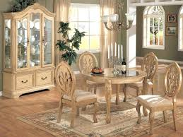 white wash dining room chairs table set furniture whitewash round
