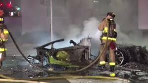 lamborghini crash 1 killed in fiery lamborghini crash downtown nbc 7 san diego