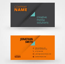 Business Cards In Pages Black Business Card Vector Free Vector Download 27 701 Free