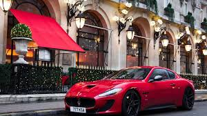 maserati luxury luxury maserati cherry color wallpapers and images wallpapers