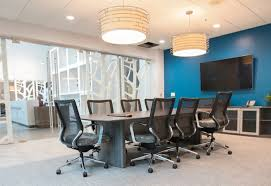 National Waveworks Reception Desk Office Tour National Business Furniture Conference Rooms Nbf Blog
