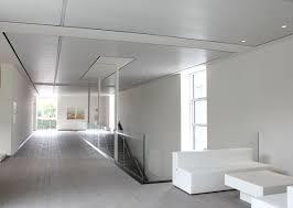 controsoffitto alluminio soffitti radianti fonoassorbenti per il riscaldamento e il