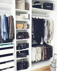 wardrobe organization organización closets pinterest wardrobes bedrooms and