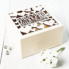 wedding gift keepsake box wedding gift memory box lading