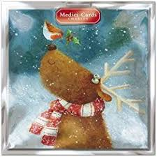 pack of 8 woolly national autistic society charity christmas cards