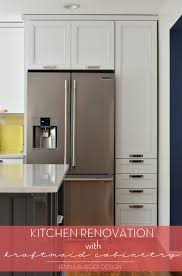 Top Of Kitchen Cabinet Decorating Ideas Refrigerator Kitchen Cabinets Cool Home Design Fancy And
