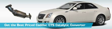 2003 cadillac cts catalytic converter cadillac cts catalytic converter exhaust converters eastern