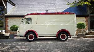 vintage citroen coco dining event catering from vintage citroen vans