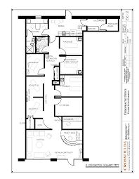 open office floor plan examples