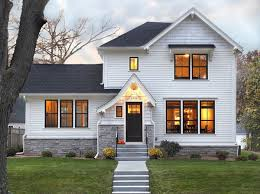 stylish house stylish black front doors change your house s curb appeal