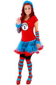 Pebbles Halloween Costume Adults Dr Seuss 1 2 Tutu Costume Xl Costumes