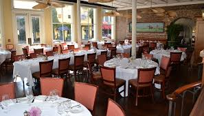 Main Dining Room Private Dining High Cotton Charleston