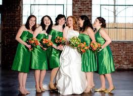 leaf green bridesmaids dress the ginger penny pincher