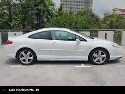 buy peugeot buy used peugeot 407 coupe auto car in singapore 43 800 search