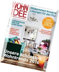 wohnidee zeitschrift wohnidee magazin februar 2016