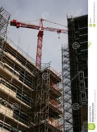 skyscraper construction site stock photos image 934343