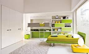bed and living modern image of the lollidesk bed by bonbon compact living