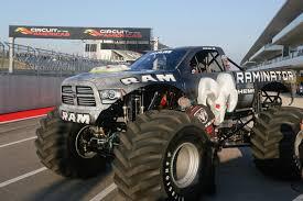 monster truck show austin tx 99 1mph raminator becomes world u0027s fastest monster truck
